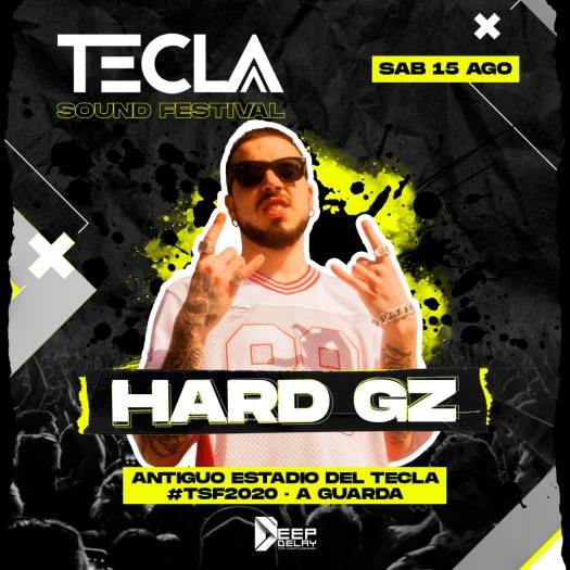 Hard GZ Tecla Sound Festival